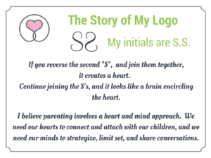 The story of my logo