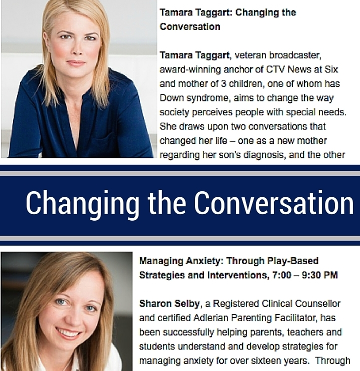 Changing Conversations When Parents >> Sharonselby Com Tamara Taggart The Two Conversations That Changed