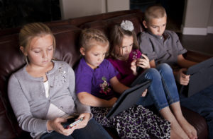 setting limits on screen-time